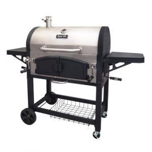 Dyna Glo Dual Zone Premium Charcoal Grill DGN576SNC-D